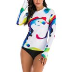 Long Sleeve Swimsuit UV Protection