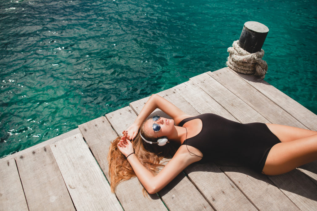 5 Reasons You Need a One-Piece Swimsuit in Your Life