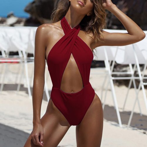 Cut Out Swimsuits
