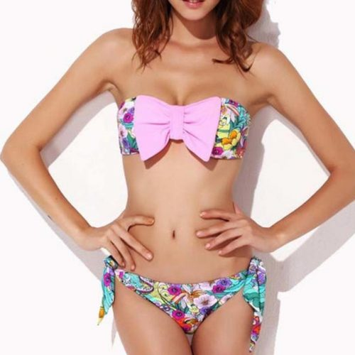 Bow Knot Swimsuit