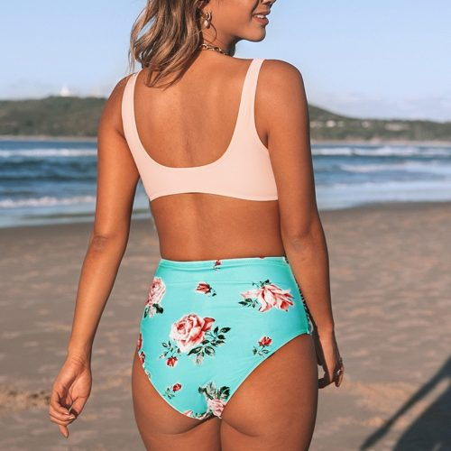 Cute Two Pieces Swimsuits