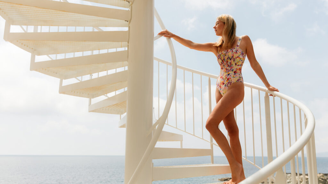 Best Modest Swimsuits for Tummy Control