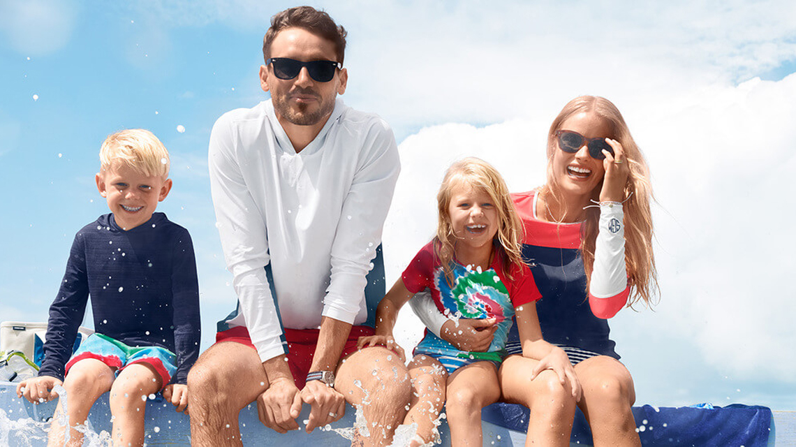 Best Swimsuits to Buy for a Family Vacation